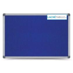 Filcová tabuľa v hliníkovom ráme CLASSIC (90x60 cm)