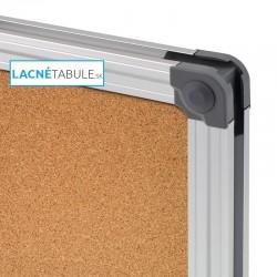 Korková tabuľa v hliníkovom ráme CLASSIC (30x40 cm)