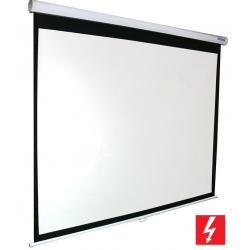 Premietacie plátno BUENO screen ELECTRIC formát 4:3, 16:9 (180x135 cm)