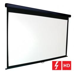 Premietacie plátno BUENO screen HD ELECTRIC formát 16:9 (180x102 cm)